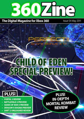 360Zine issue Issue 54