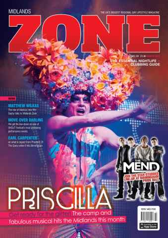 Midlands Zone issue March 2013