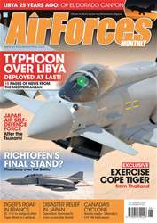 AirForces Monthly issue June 2011