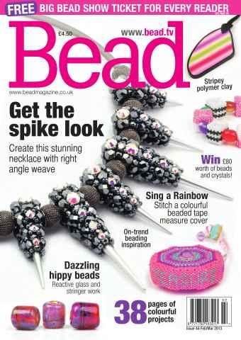 Bead Magazine issue Bead Issue 44