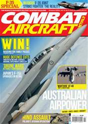 Combat Aircraft issue Vol 14 No 4