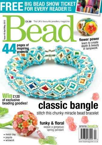 Bead Magazine issue Bead Issue 45