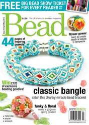 Bead Magazine issue Bead Issue 45