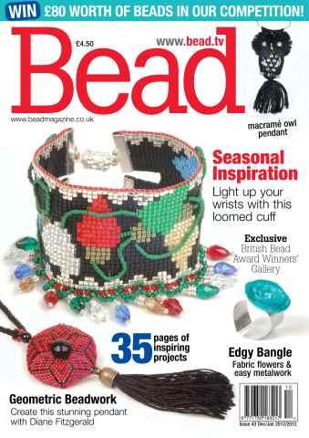 Bead Magazine issue Bead Issue 43