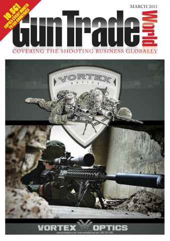Gun Trade World issue March 2013