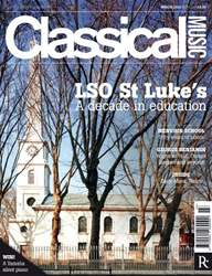 Classical Music issue March 2013