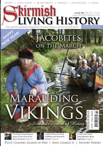 Skirmish Living History issue Issue 86