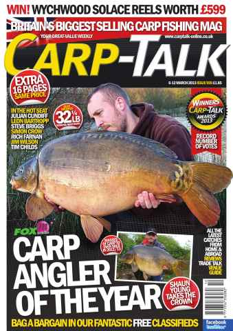 Carp-Talk issue 959