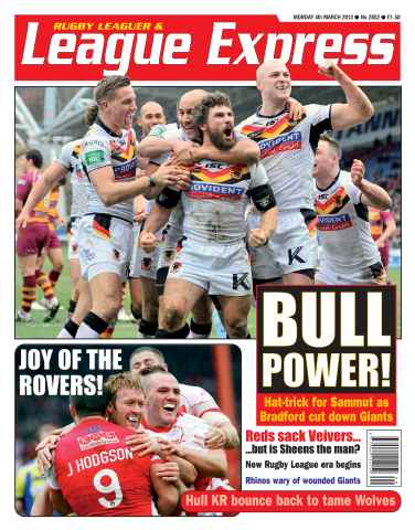 League Express issue 2852
