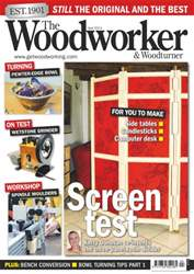 The Woodworker Magazine issue April 2013