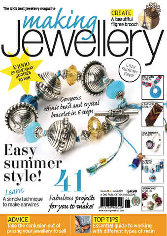 Making Jewellery issue June 2011