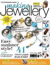 Making Jewellery issue June 2011