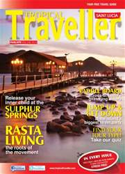 Tropical Traveller issue March-April 2013