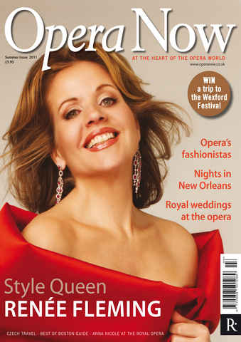 Opera Now issue May-June-July