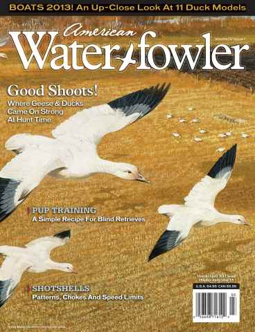American Waterfowler issue Volume IV Issue I