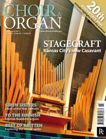 Choir & Organ issue March-April 2013