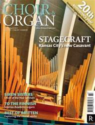 Choir & Organ issue March-April 2013