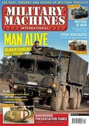 Military Machines International issue April 2013