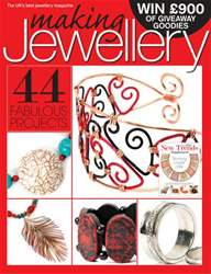 Making Jewellery issue April 2013