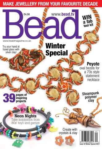Bead Magazine issue Bead Issue 42