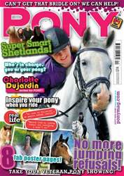 Pony Magazine issue April 2013