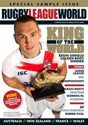 Rugby League World issue FREE - Sample issue