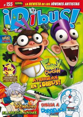 Revista ¡DIBUS! issue Revista ¡DIBUS. 155