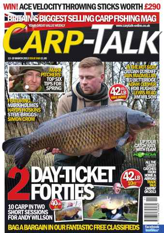 Carp-Talk issue 960