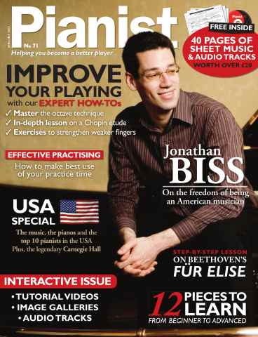 Pianist issue Pianist 71