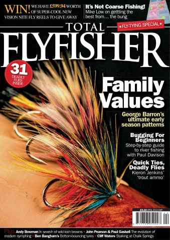 Total FlyFisher issue April 2013
