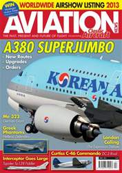 Aviation News issue April 2013