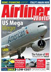 Airliner World issue April 2013