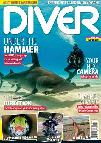 DIVER issue APRIL 2013