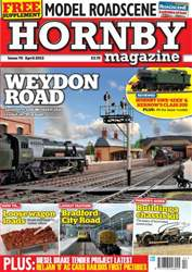 Hornby Magazine issue Hornby Magazine April 2013