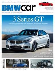 BMW Car issue April 2013