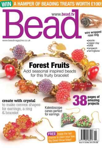 Bead Magazine issue Bead Issue 41