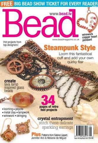 Bead Magazine issue Bead Issue 40