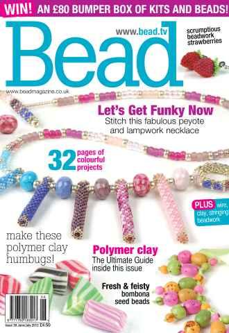 Bead Magazine issue Bead Issue 39