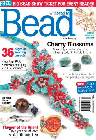 Bead Magazine issue Bead Issue 36