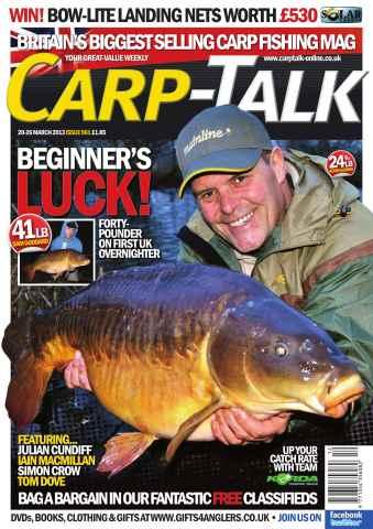 Carp-Talk issue 961