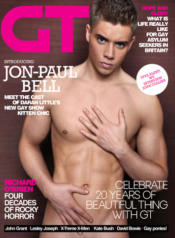 Gay Times issue May 2013