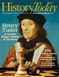 History Today issue April 2013