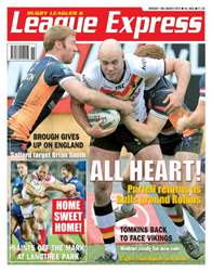 League Express issue 2854