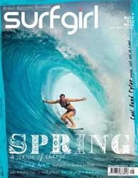 SurfGirl Magazine issue SurfGirl issue 41