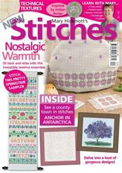 New Stitches issue Issue 240