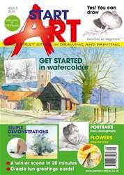 Leisure Painter issue Start Art 5