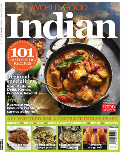 Free-From Heaven Magazine - 101 Indian recipes ...