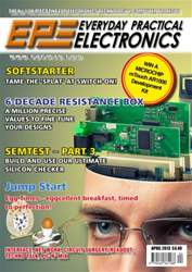 EPE April 2013 issue EPE April 2013