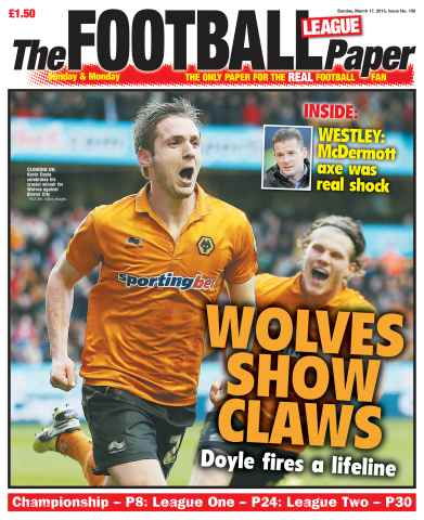 The Football League Paper issue 17th March 2013