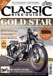 Classic Bike Guide issue April 2013
